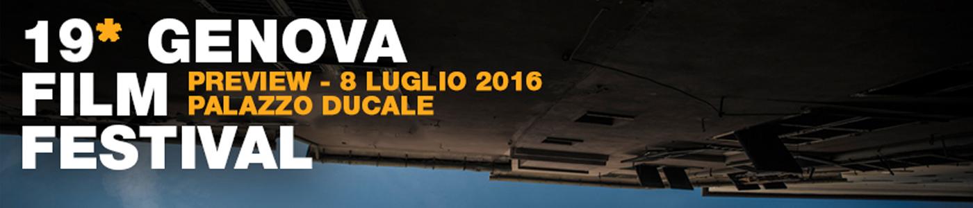 Genova Film Festival - Sito relativo al 18* Genova Film Festival